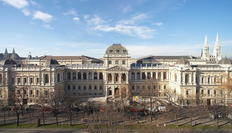 Main Building University of Vienna